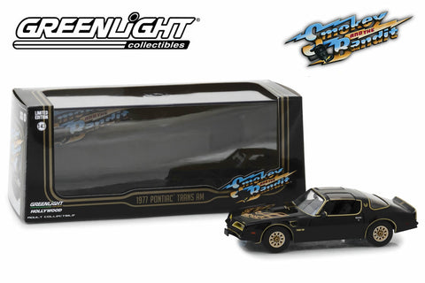 1:43 - Smokey and the Bandit / 1977 Pontiac Firebird Trans Am