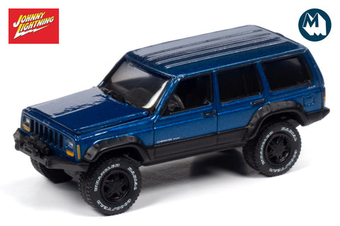 Jeep Cherokee XJ (Patriot Blue)