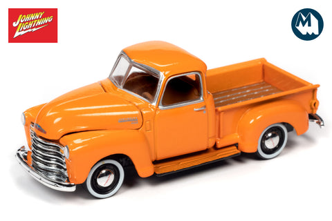 1950 Chevrolet Truck (Omaha Orange)