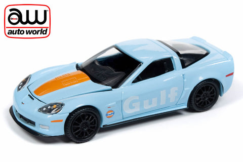 2011 Chevrolet Corvette Z06 (Gulf Oil)