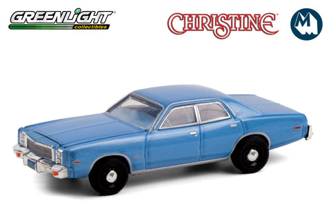 Christine / Detective Rudolph Junkins' 1977 Plymouth Fury