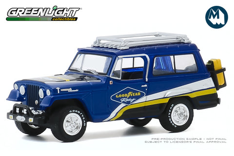 1967 Jeep Jeepster Commando Off-Road / Goodyear Racing