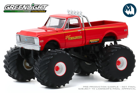 Texas Tumbleweed / 1972 Chevrolet C-10 Monster Truck
