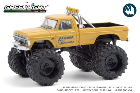 Arizona Sidewinder / 1975 Ford F-250 Monster Truck