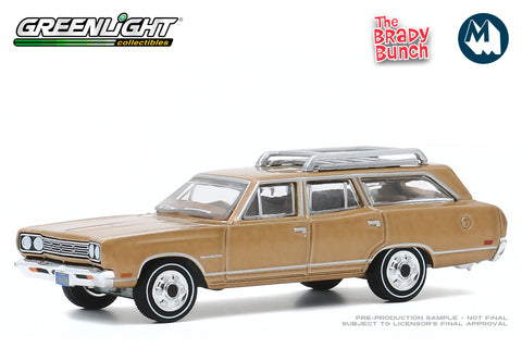 The Brady Bunch / Carol Brady's 1969 Plymouth Satellite Station Wagon