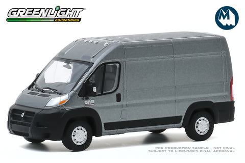 2017 Ram ProMaster 2500 Cargo High Roof (Granite Crystal Metallic Clearcoat)