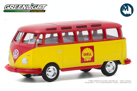 1964 Volkswagen Samba Bus - Shell Oil