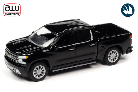 2019 Chevy Silverado High Country (Gloss Black)