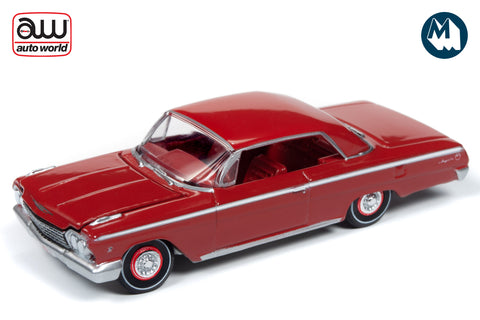 1962 Chevrolet Impala SS (Roman Red)