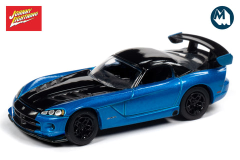 2008 Dodge Viper SRT10 ACR (Viper Bright Blue)