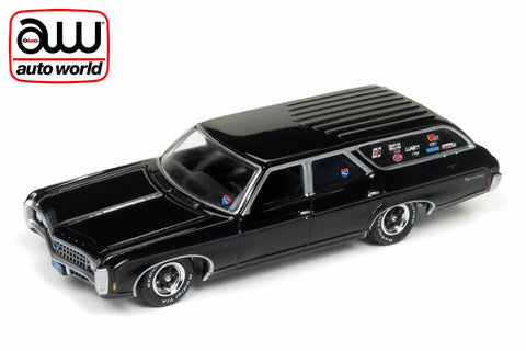 1969 Chevy Kingswood Estate (Black)