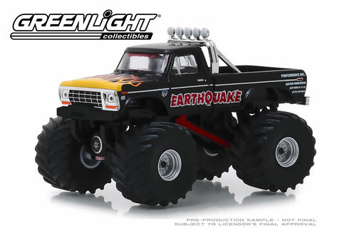 Earthquake / 1975 Ford F-250 Monster Truck