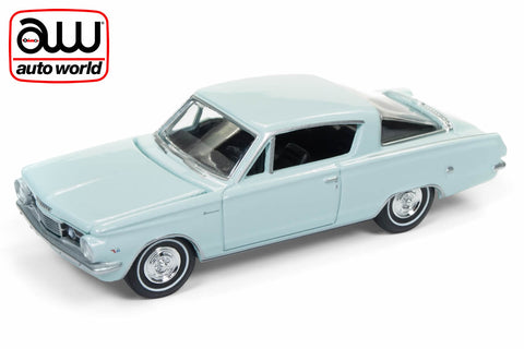 1964 Plymouth Barracuda (Turquoise)