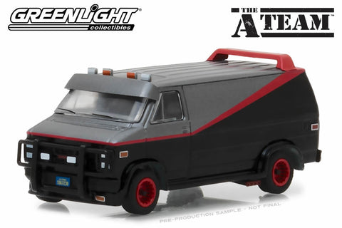 The A-Team / 1983 GMC Vandura