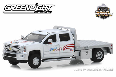 2018 Chevrolet Silverado 3500 Dually Flatbed (USA-1)
