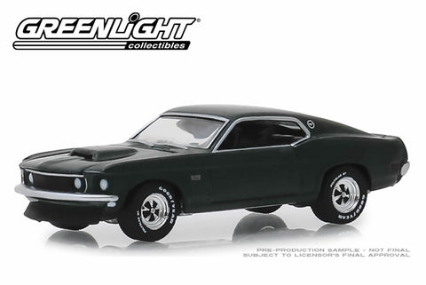 1969 Ford Mustang Boss 429 (50th Anniversary)