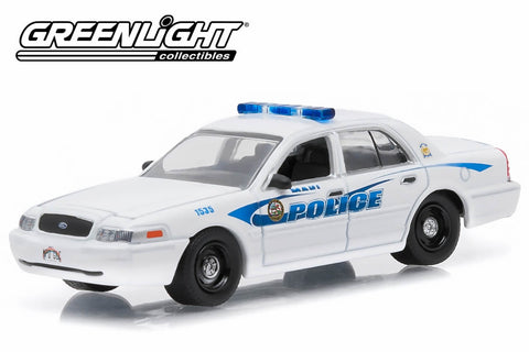 2008 Ford Crown Victoria Maui, Hawaii Police