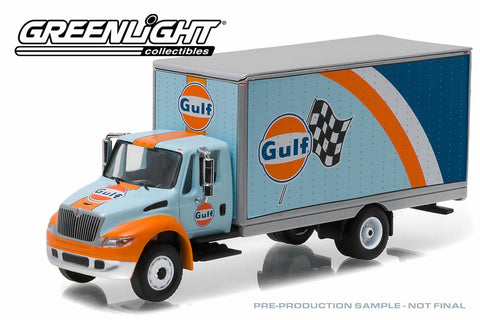 2013 Gulf Oil International Durastar 4400 Box Van
