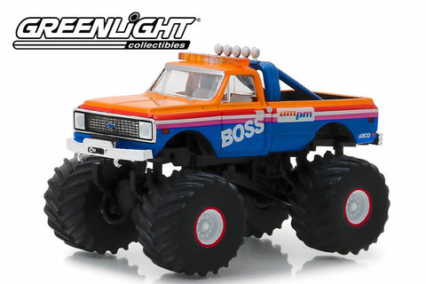AM/PM Boss / 1972 Chevrolet K-10 Monster Truck