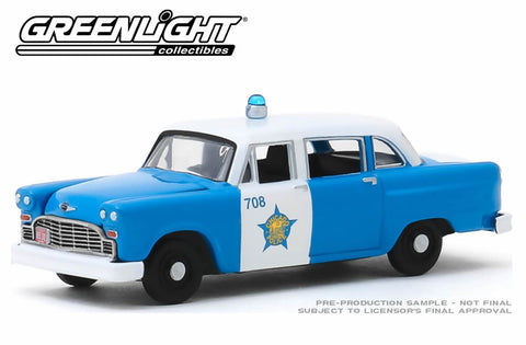 1961 Checker Marathon / City of Chicago Police Department