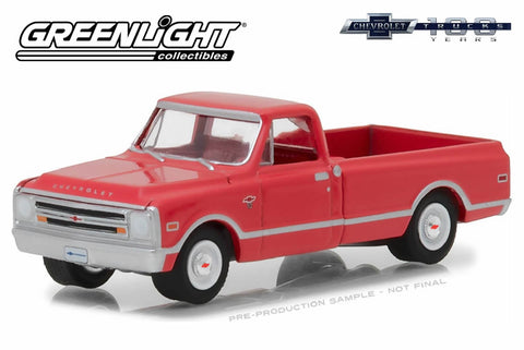 1968 Chevrolet C-10 (100th Anniversary of Chevy Trucks)
