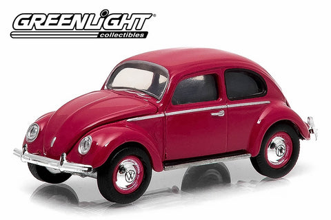 1949 Volkswagen Type 1 Split Window Beetle – Coral Red