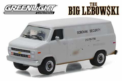 "The Big Lebowski (1998) / 1985 Chevy G-20 Sobchak ""Security"" Van"