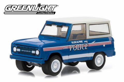 1967 Ford Bronco - Glen Alpine, North Carolina Police