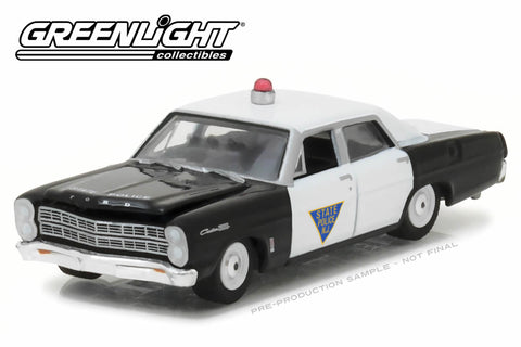 1967 Ford Custom 500 / State Police New Jersey