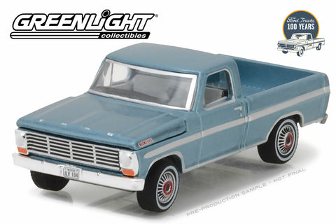 1967 Ford F-100 (Ford Trucks 100 Years)