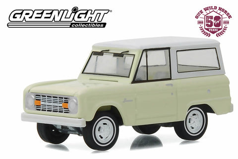 1966 Ford Bronco 50 Years