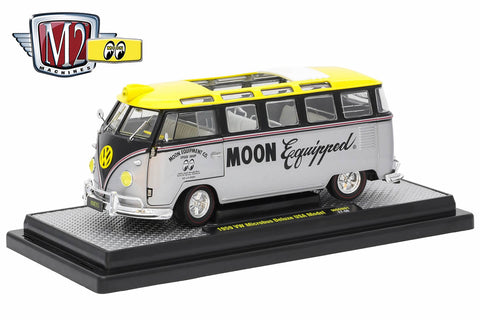 1959 VW Microbus Deluxe U.S.A. Model (1:24 scale)