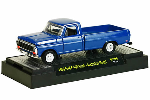1969 Ford F-100 Truck