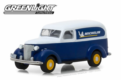 1939 Chevrolet Panel Truck / Michelin