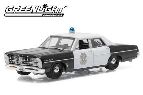 1967 Ford Custom 500 / New Hampton, New Hampshire Police