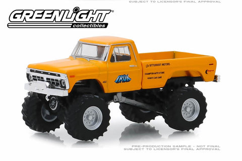 Truk / 1977 Ford F-250 Monster Truck