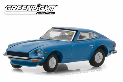 1970 Datsun 240Z - Blue (Seattle 2014)
