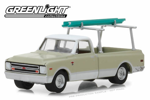 1970 Chevy C-10 with Ladder Rack