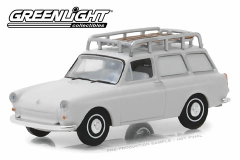 1963 Volkswagen Type 3 Panel Van with Roof Rack