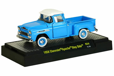 1958 Chevrolet Apache Step Side