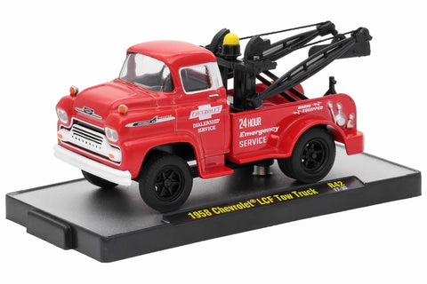 1958 Chevrolet LCF Tow Truck