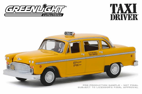 Taxi Driver / Travis Bickle's 1975 Checker Taxicab
