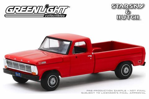 Starsky and Hutch / 1969 Ford F-100