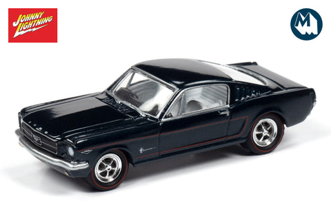 1965 Ford Mustang Fastback GT (Caspian Blue Poly)