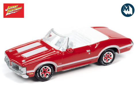 1970 Oldsmobile 442 Convertible (Matador Red)