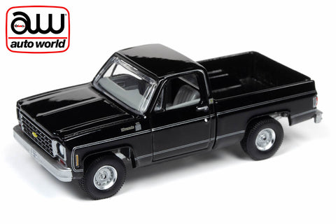 1975 Chevy Silverado C10 Fleetside
