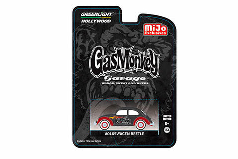 Volkswagen Beetle / Gas Monkey Garage