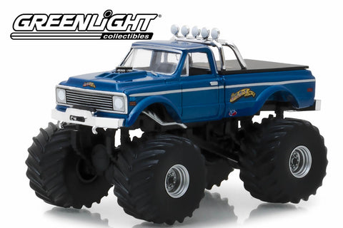 USA-1 (Heritage)  / 1970 Chevrolet K-10 Monster Truck
