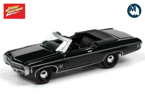 1969 Chevrolet Impala SS Convertible (Fathom Green Poly)