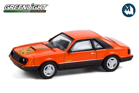 1979 Ford Mustang Cobra - Tangerine and Black